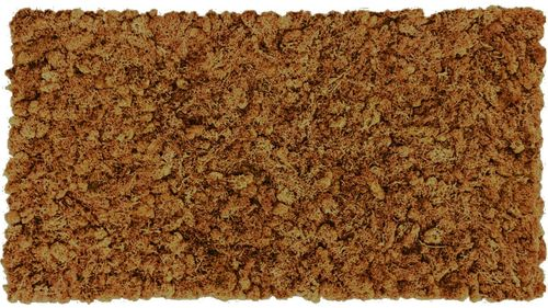 Moss mat umbra 114x57cm as moss picture or moss wall from natural moss Island moss
